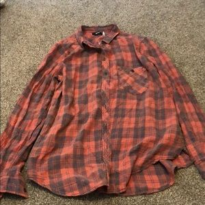Urban Outfitters flannel NWT